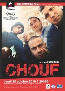 Chouf au CinéMistral le 20/10/2016